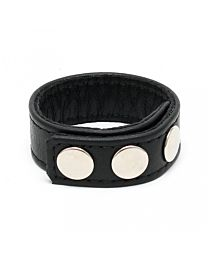 Anello in pelle Leather ring - sexy shop milano